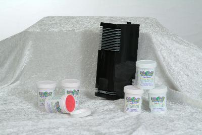 Air Freshener Cabinet and 6 Air Freshener Gels