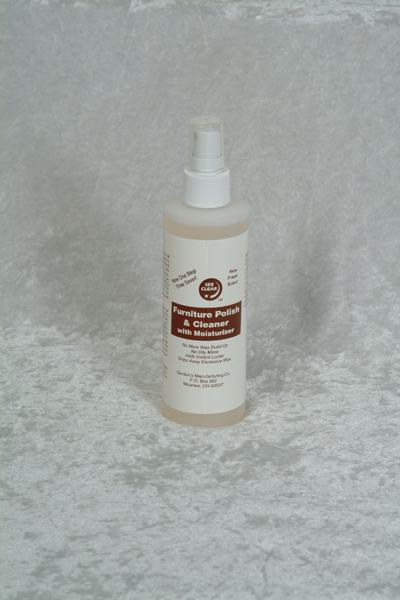 Furniture Polish and Cleaner with Moisturizer Spray, Cedar scent