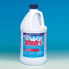 Windex® Concentrate Glass Cleaner, 64-oz. Bottle
