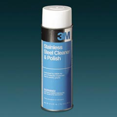 3M™ Stainless Steel Cleaner & Polish