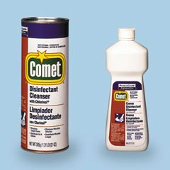 Comet Cleanser with Chlorinol®