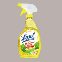 Lysol® Brand II All-Purpose Cleaner, Lemon Scent