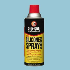 3-IN-ONE® Professional Silicone Spray