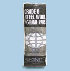 Industrial-Quality Steel Wool Hand Pads