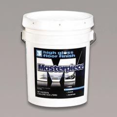 Masterpiece® High-Gloss Floor Finish