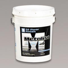 Metalist® 20 Floor Finish