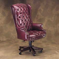 CHAIR,EXEC,HI-BACK,BY
