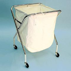 Laundry Caddy™ Waste Collector Cart