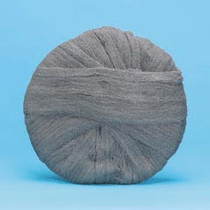 Radial Steel Wool Floor Pads