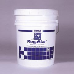 MegaStar™ Maximum Brilliance Floor Finish