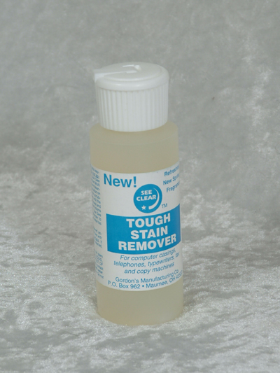 See Clear Tough Stain Remover - 4 oz.